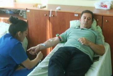 U Policijskoj upravi Kruševac organizovana akcija dobrovoljnog davanja krvi