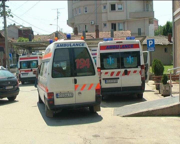 Minulog vikenda ekipe Hitne pomoći dodatno angažovane na više lokacija u gradu