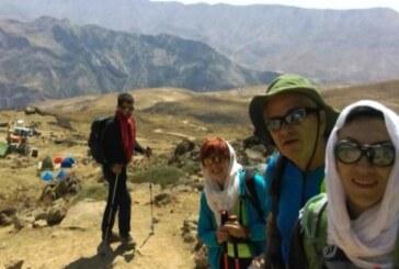 AVANTURA U IRANU: Članovi PSK Jastrebac u ekspediciji osvajanja Damavanda