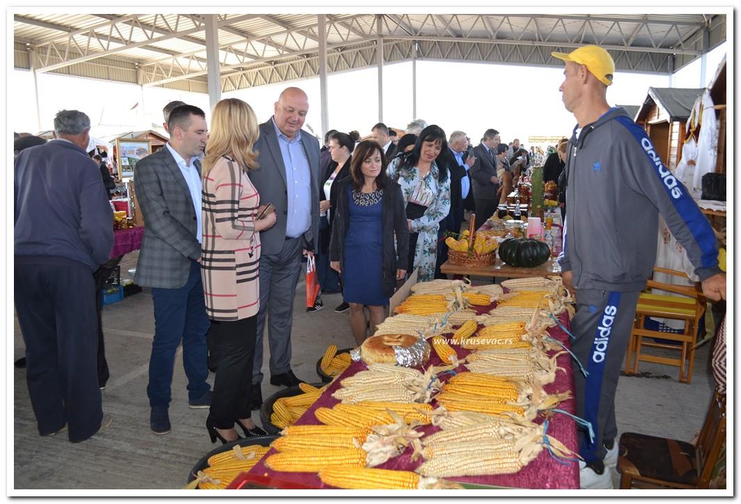 Održan 11. Poljoprivredni sajam u Kruševcu