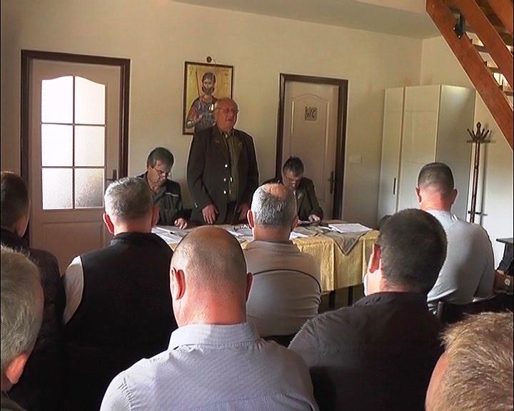 Lovačko udruženje Kruševac održalo vanrednu izbornu Skupštinu
