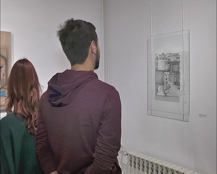 U Umetničkoj galeriji otvorena 58. Oktobarska izložba