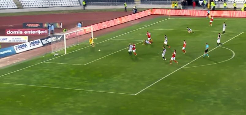 SUPER i PRVA LIGA: Bod Napretka protiv Partizana (1:1), Trajal bolji od Borca (2:1) – VIDEO