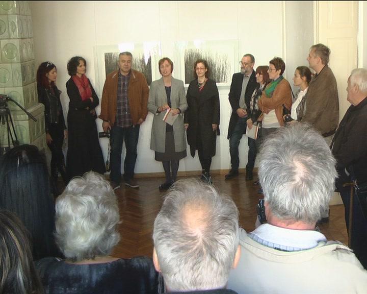 """U Umetničkoj galeriji otvorena izložba """"Prepoznavanje 4"""""""