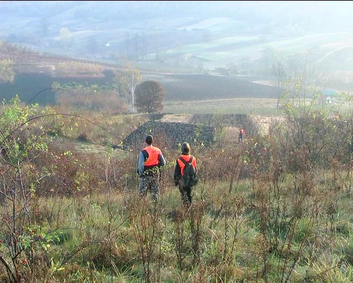 U toku lovna sezona na zečeve i fazansku divljač