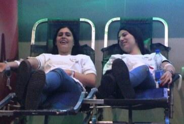Akcija dobrovoljnog davanja krvi u Kruševcu u organizaciji kompanije Maksbet