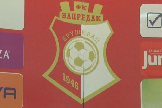 Super liga Srbije: Fudbaleri Napretka izgubili sa 1:0