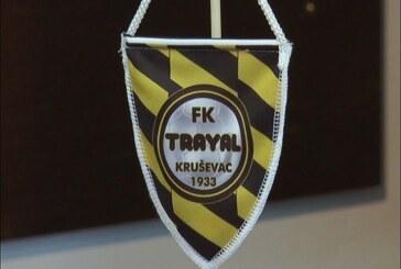 FK Trajal izgubio u Čajetini