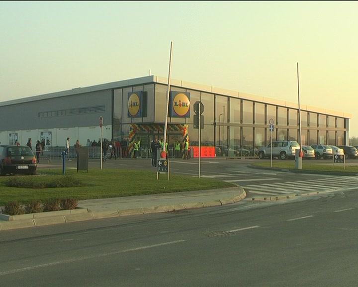 LIDL otvorio prodavnicu u Kruševcu