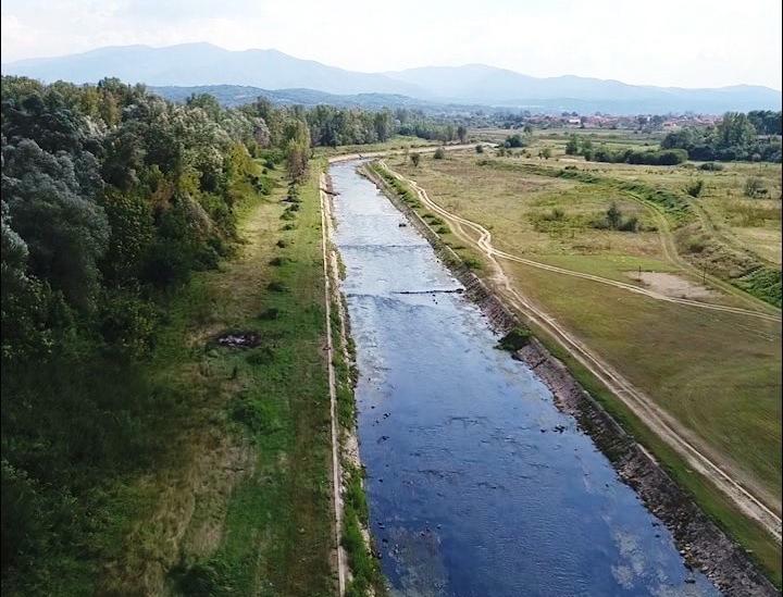 Plan detaljne regulacije Sportsko rekreativnog centra Rasina na Međunarodnom salonu urbanista Srbije osvojio priznanje