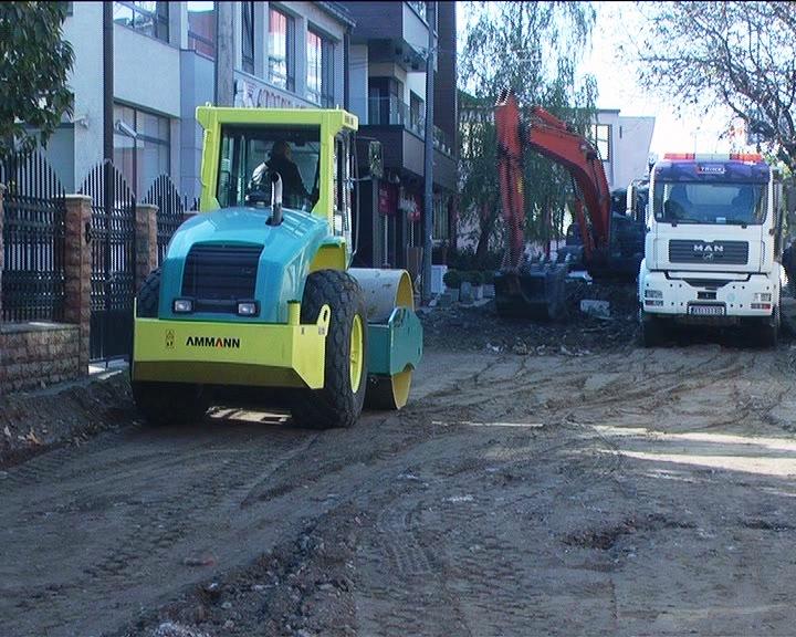 Intenzivirani radovi na kompletnoj rekonstrukciji Takovske ulice