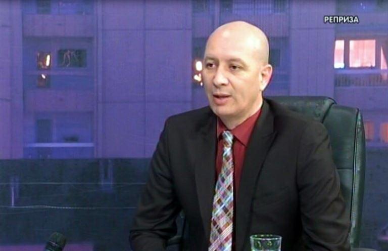 Direktor Privredne komore Srbije RPK Kruševac Predrag Vukićević u Razgovoru s povodom