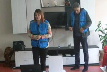 Članovi Udruženja za borbu protiv šećerne bolesti održali predavanje korisnicima Gerontološkog centara