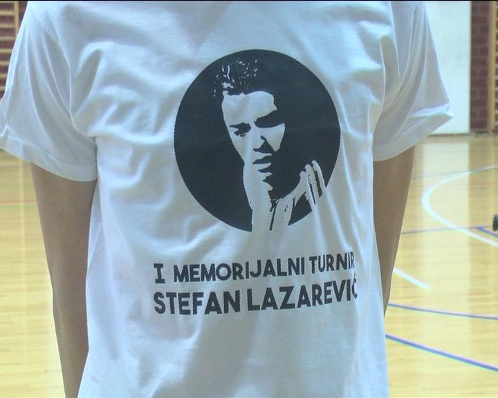 Odbojkaški turnir posvećen Stefanu Lazareviću