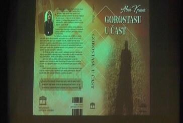 """U Kulturnom centru održana promocija romana""""Gorostasu u čast"""""""