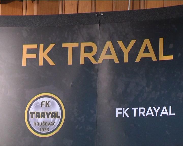 FK Trajal u nedelju u Kruševcu igra sa ekipom FK Žarkovo