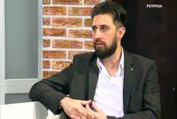 OPUŠTENO: Gosti TV Kruševac dr Ivan Petrović i Miloš Stojadinović