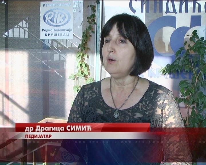 Pedijatar Dragica Simić: Epidemije gripa nema, simptomi često slični gripu