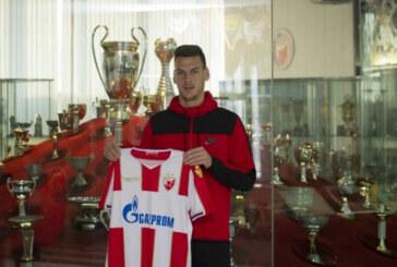 Miloš Vulić karijeru nastavlja u Crvenoj zvezdi