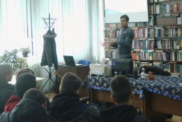 """U Prvoj tehničkoj školi u Kruševcu predavanje """"Amaterska astronomija u godinu jubileja"""""""