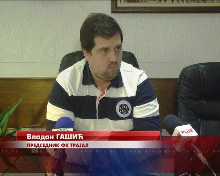 FK Trajal – kruševački tim godine: Priznanje stiglo na pravu adresu