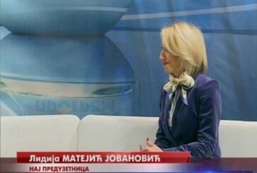 Lidija Matejić Jovanović – najuspešnija privrednica grada Kruševca u 2018. godini