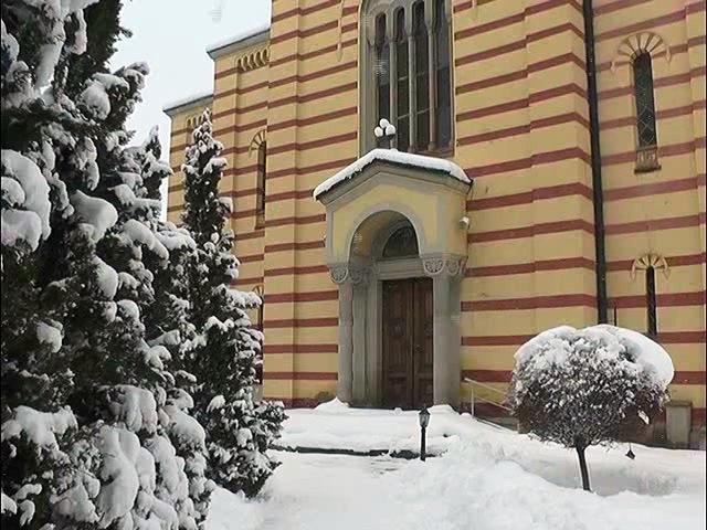 Srpska Nova godina obeležava se Svenoćnim bdenijem i pričešćem na Svetoj Liturgiji u Sabornom hramu Svetog Đorđa