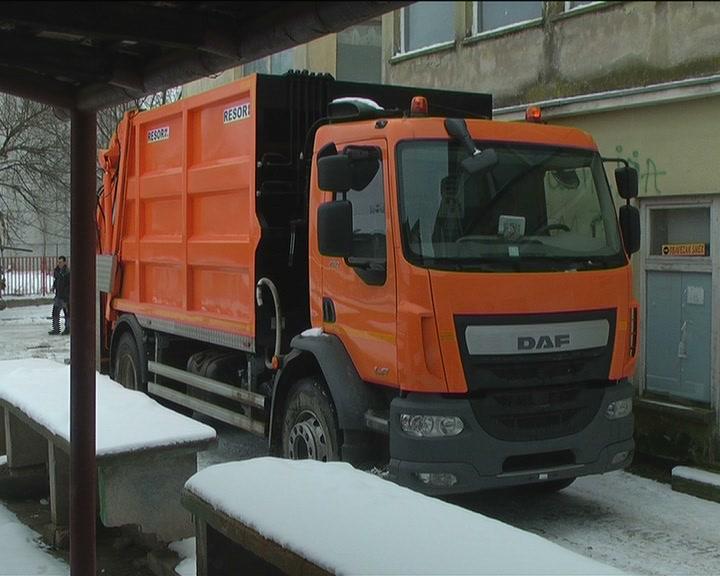 JKP Varvarin iznosiće smeće u svim mesnim zajednicama na teritoriji Opštine
