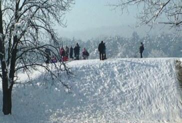 Zimske radosti za mališane