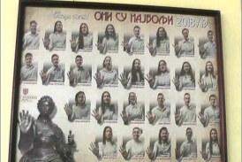 """Svetosavski đaci Boris Petković i Jelena Radivojević imaju svoj """"recept"""" za uspeh"""