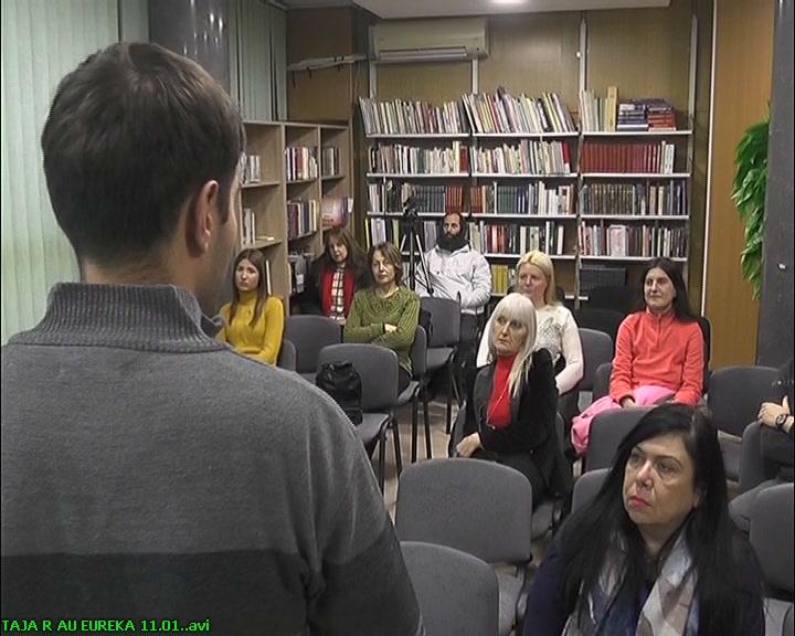 """Udruženje """"Eureka"""" u Narodnoj biblioteci organizovalo predavanje """"Amaterska astronomija u godini jubileja"""""""