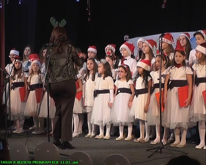 Dečiji hor Kulturnog centra održao koncert