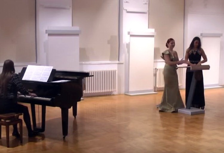Božićni humanitarni koncert Đurđice Gojković u Narodnom muzeju u Kruševcu