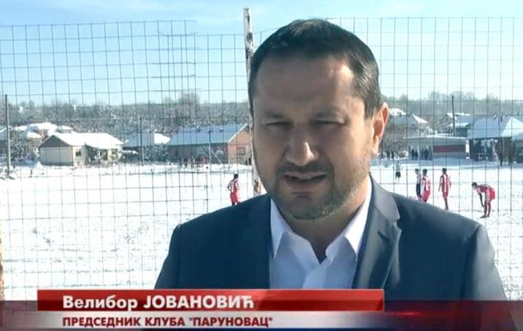 Navijači Zvezde i Partizana iz Parunovca odigrali tradicionalnu utakmicu