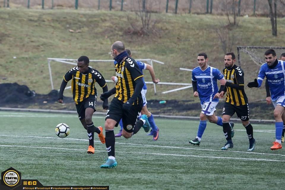 FK Trajal poražen u kontrolnoj utakmici od Smedereva sa 2:1