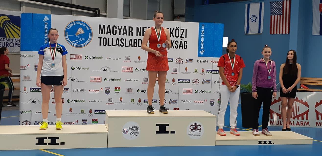 Marija Sudimac vicešampionka u Pečuju