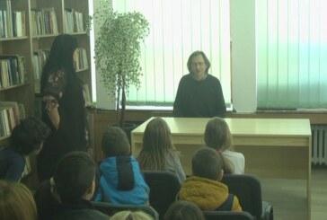 Druženje sa dečjim pesnikom i piscem za odrasle Brankom Stevanovićem