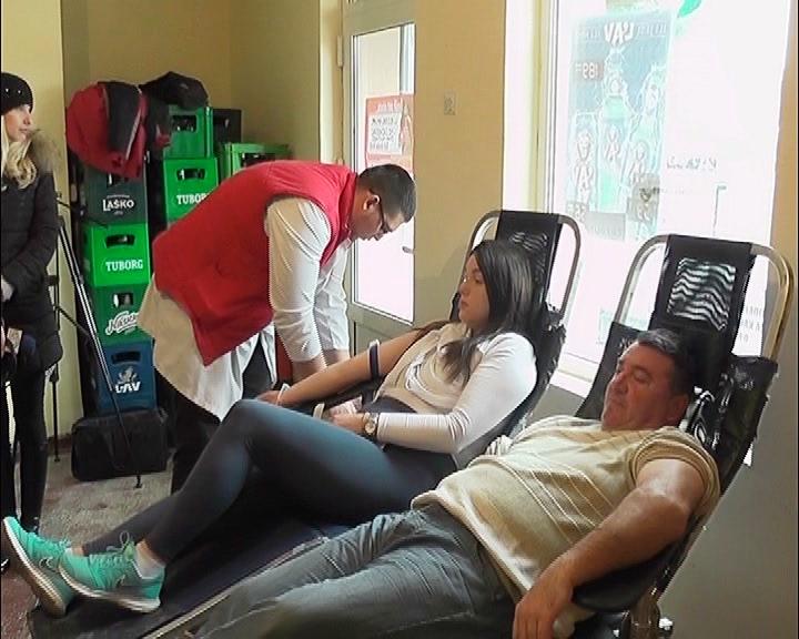 Akcija dobrovoljnog davanja krvi po 22. put u Lazarevcu