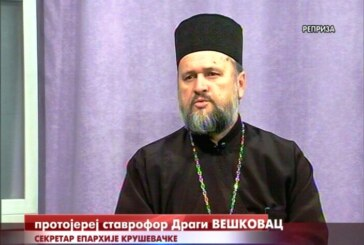 Otac Dragi Veškovac: Radost susreta sa Gospodom