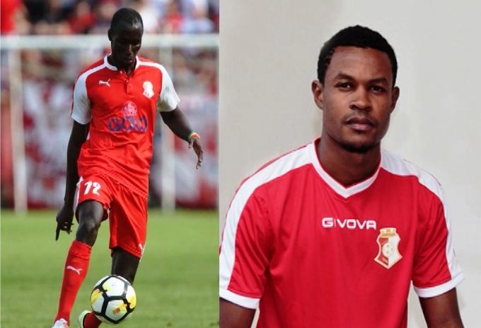 Napadnuti fudbaleri Napretka Ibrahim Ndijaje i Baha Regis