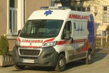 Tokom produženog vikenda Služba Hitne medicinske pomoći imala povećan obim posla