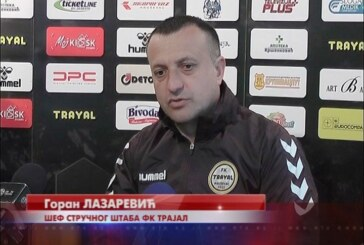 U nastavku prvenstva Prve lige, FK Trajal u sredu gostuje u Bačkoj Palanci