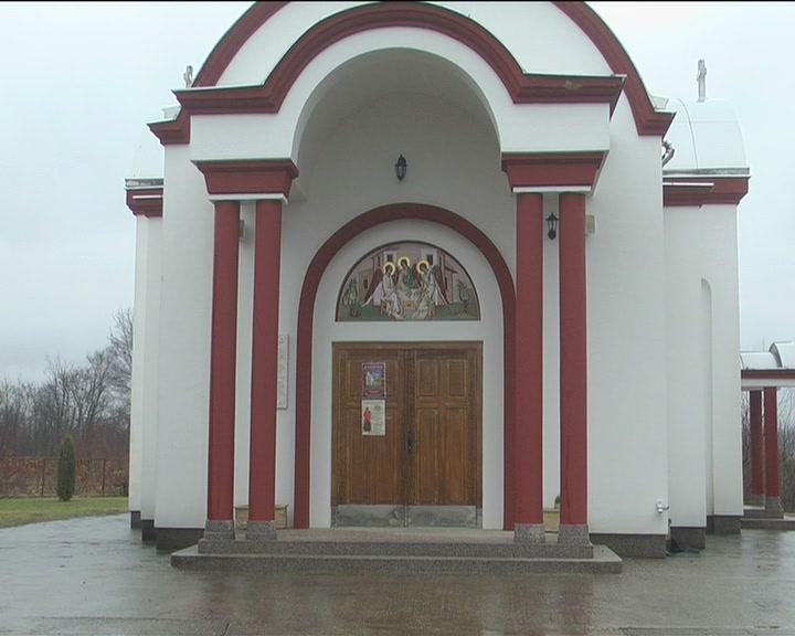 Uređenje porte crkve Svete Trojice u Mudrakovcu