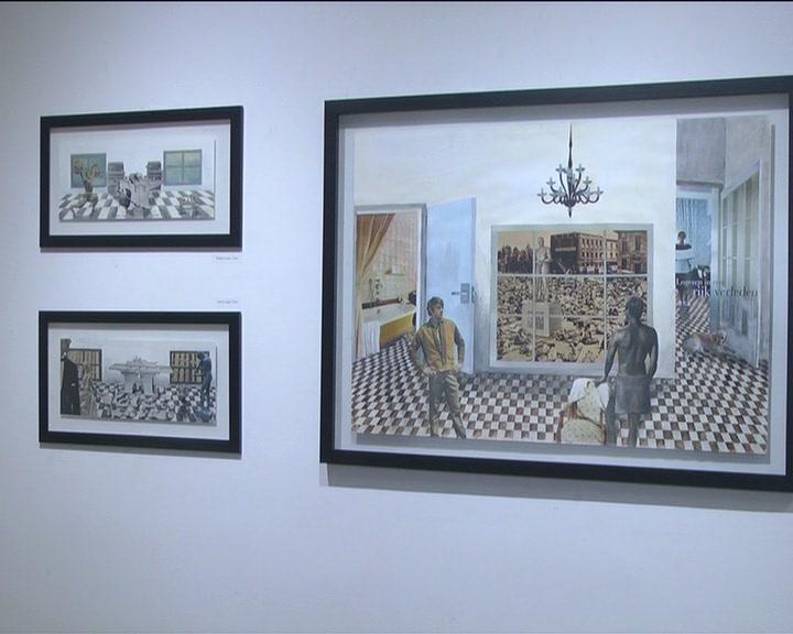 """Izložba """"Rani i zreli radovi"""" u kruševačkoj Umetničkoj galeriji"""