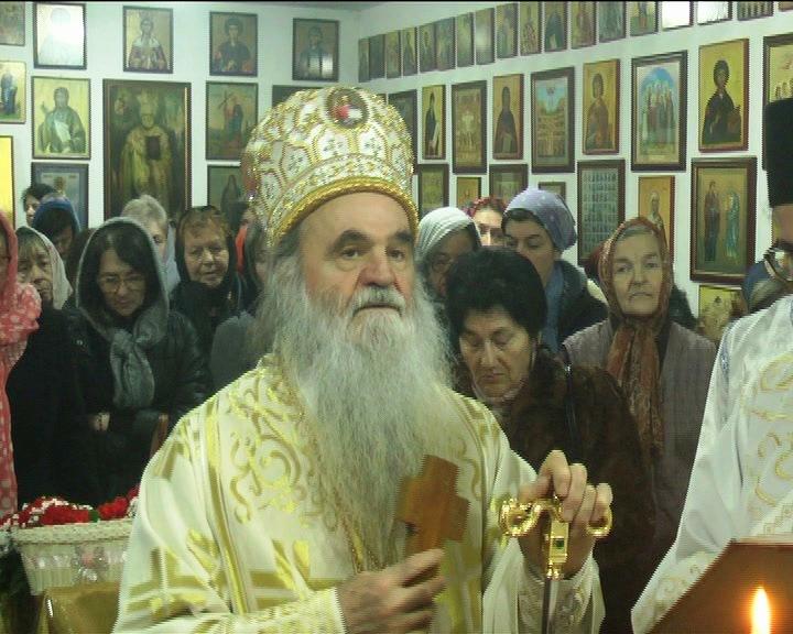 Praznik Sveta Tri Jerarha proslavljen u Manastiru Pokrova Presvete Bogorodice u Mrzenici