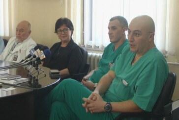 U Opštoj bolnici Kruševac predstavljno unapređenje operativnog zahvata suspenzije vrata mokraćne bešike