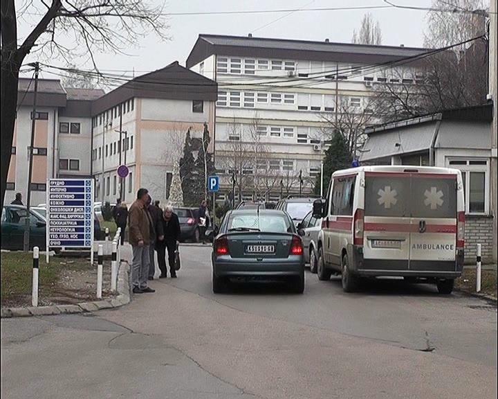 Zbog pojave respiratornih infekcija zabranjene posete pacijentima u Opštoj bolnici Kruševac