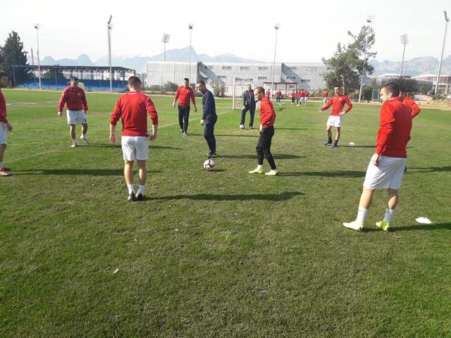 Antalija: FK Napredak poražen od Karpata (1:0)