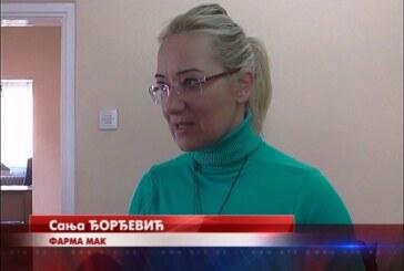 Donacija govornih aparata za merenje nivoa šećerne bolesti članovima Udruženja slepih u Kruševcu