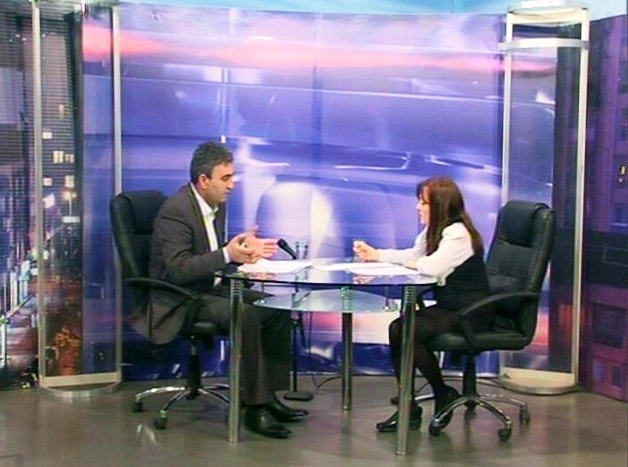 """""""Razgovor s povodom"""" Televizije Kruševac: Gradonačelnica Kruševca Jasmina Paulorović (EMISIJA)"""